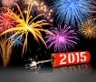 Bombastisches neues Jahr 2015