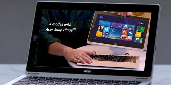 Acer Aspire Switch Pro 11 - Titelbild