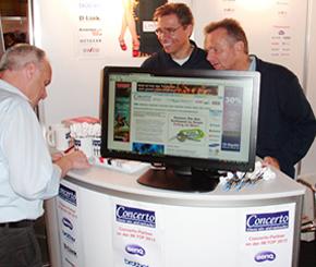 ProSeller Mitarbeiter mit dem Kunden