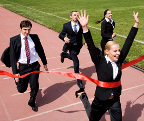 Businessmarathon