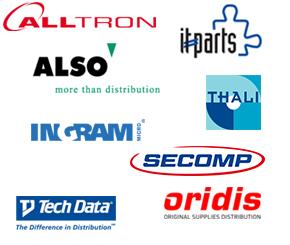 Distributoren / Distributoren Logos