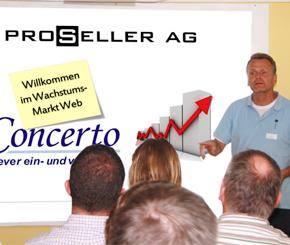 ProSeller Services: Workshops und Schulungen