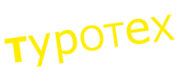 Typotex Logo