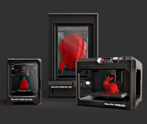 Makerbot bei Computer Trade Scheuss