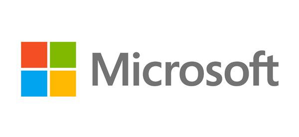 Microsoft Logo / Hersteller