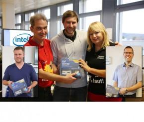 Weihnachtsjagd 2014 mit Intel / Woche 3