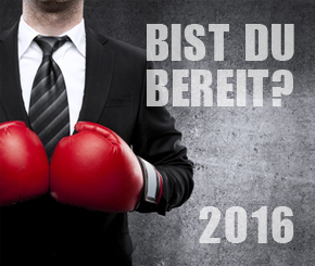 Concerto Informationsanlass 2016 / Bist du bereit?