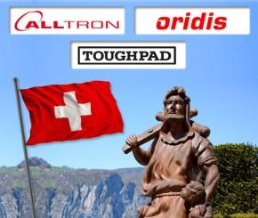 Schweizer Logo-Jagd 2015 / Bild für Publireportage