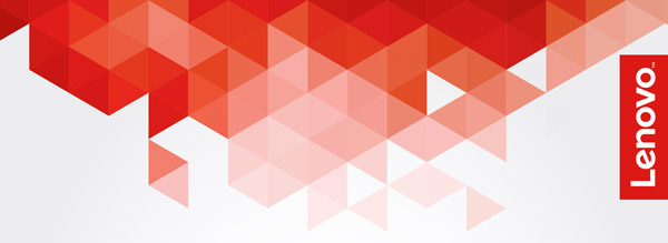 Lenovo Logo Footer