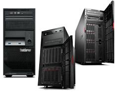 Lenovo ThinkServer-Promo