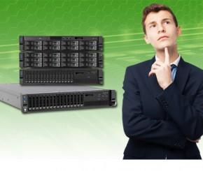 Lenovo x-Server Demo