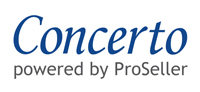 Concerto powered by ProSeller Logo
