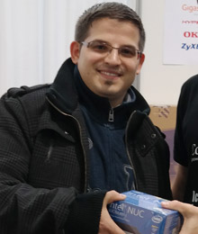 IM.TOP 2015 / Logo-Jagd Gewinner Intel 1