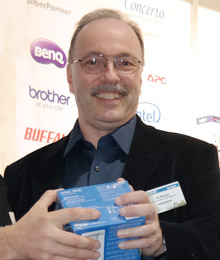IM.TOP 2015 / Logo-Jagd Gewinner Intel 2