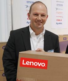 IM.TOP 2015 / Logo-Jagd Gewinner Lenovo 1