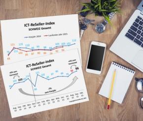 ICT ReSeller Index Oktober 2015 / Titelbild