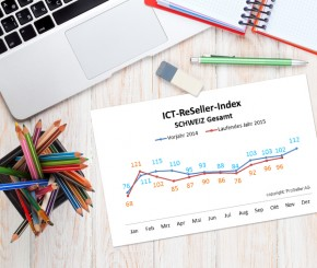 ICT ReSeller Index November 2015 / Titelbild