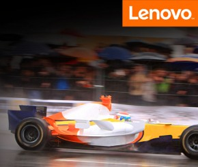 Lenovo Partnerportal W50/2015 Titelbild Publireportage