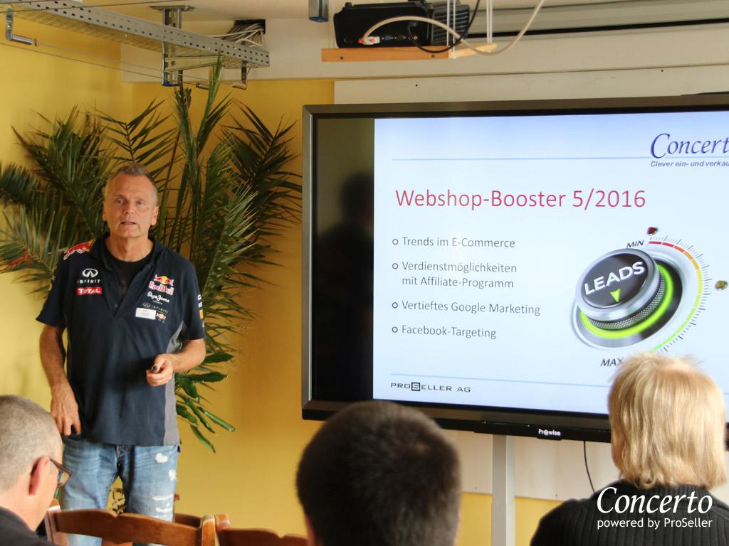 Webshop-Booster Beginner