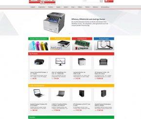 Concerto WebShop BEL AG