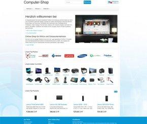 Concerto WebShop e.ecommerce