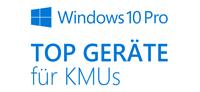 Windows10 Pro Top-Geräte für KMUs