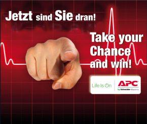 TOP16 Einladung / Logo-Jagd APC