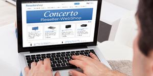 Concerto Webshop Referenzen