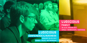 Ludicious Networking & Games / externer Event