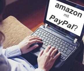 Amazon möchte PayPal integrieren