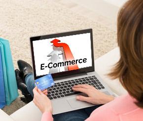 E-Commerce verdrängt Einzelhandel