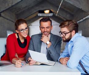 Mitarbeiter wichtiger als Technik