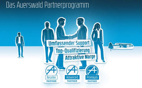 Auerswald Partnerprogramm