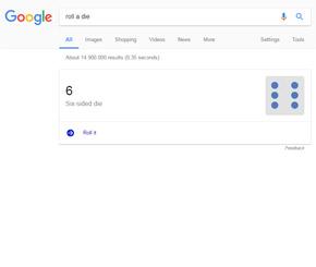 Google Würfel