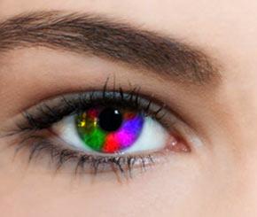 Testen Sie Ihre Farbwahrnehmung!