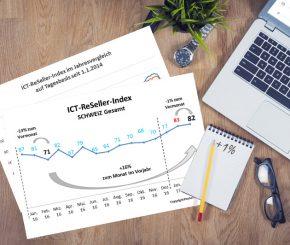 ICT ReSeller Index März 2017 / Titelbild