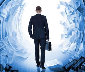 Keine Angst vor Digitalisierung - © Vladimir Melnikov / Fotolia.com