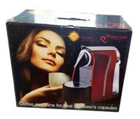 Logojagd Espressomaschine / Preis 2