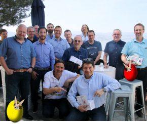 Osterjagd 2017 / Gewinnergruppe