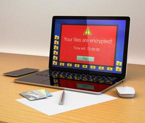 Ransomware ist eine akute Gefahr - © chesky / Fotolia.com
