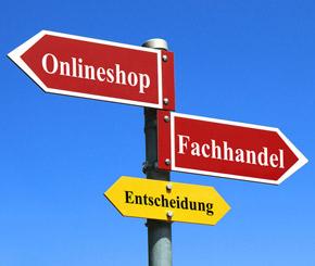 Fachhandel versäumt Onlinehandel-Boom - © L.Klauser / Fotolia.com