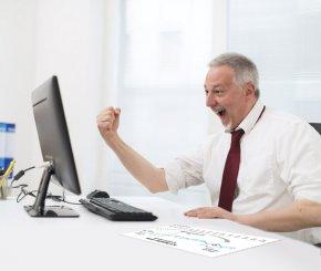 ICT ReSeller Index Mai 1027 / Abwärtstrend gestoppt