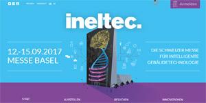Ineltec 2017 in Basel