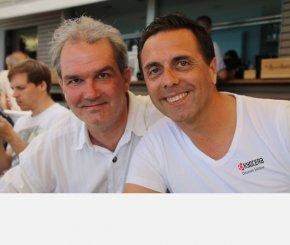 Nico Bianchi und Serge Tischler im Interview Mai 2017