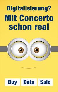 Concerto am Tefo'17 / Einladung