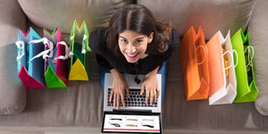 Schweizer sind eifrige Online-Shopper - © Andrey Popov / Fotolia.com