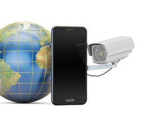 Smartphone-Nutzer werden immer transparenter - © alexlmx / Fotolia.com