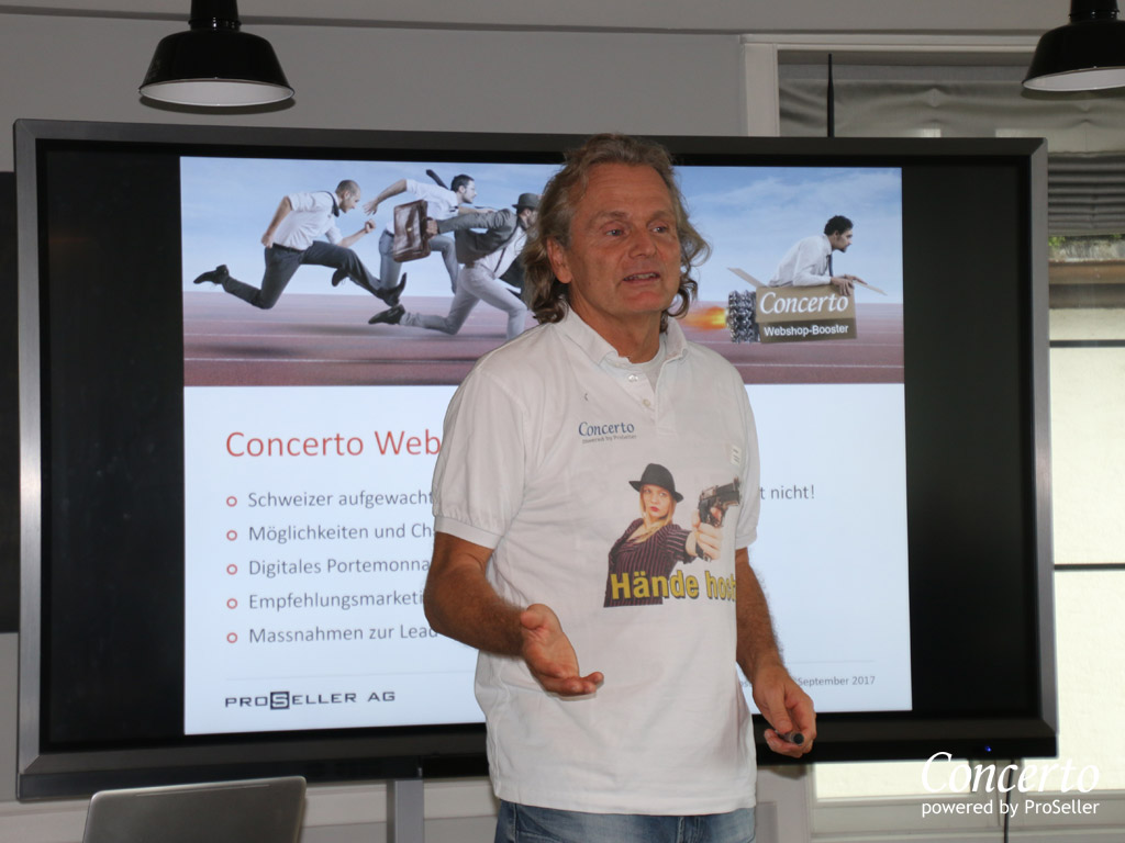 Concerto-WebShop-Booster vom 12. September 2017
