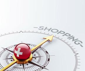 Ausländische Shops oben im Schweizer E-Commerce - © xtock / Fotolia.com