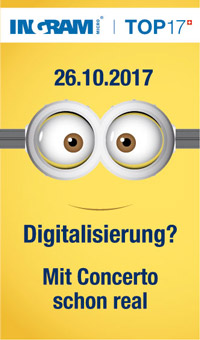 Concerto an der Top17 / Digitalisierung schon real
